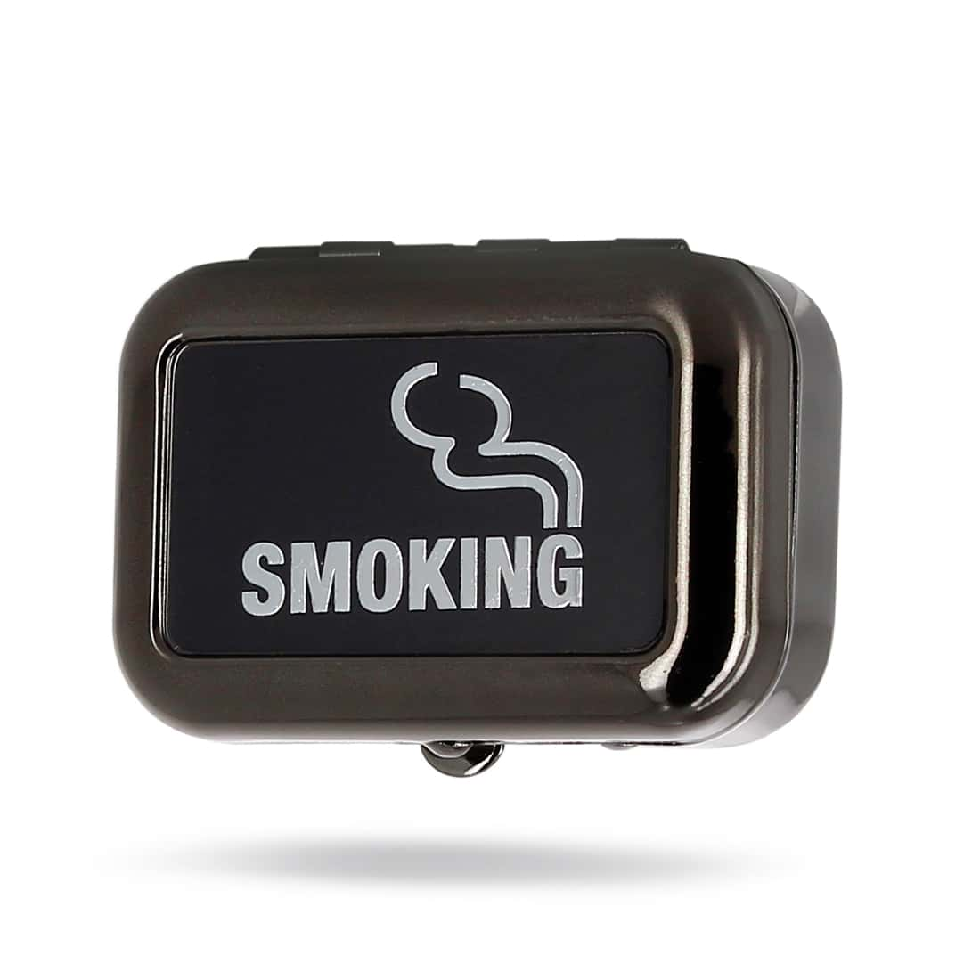 Photo #6 de Cendrier de poche Smoking or Not