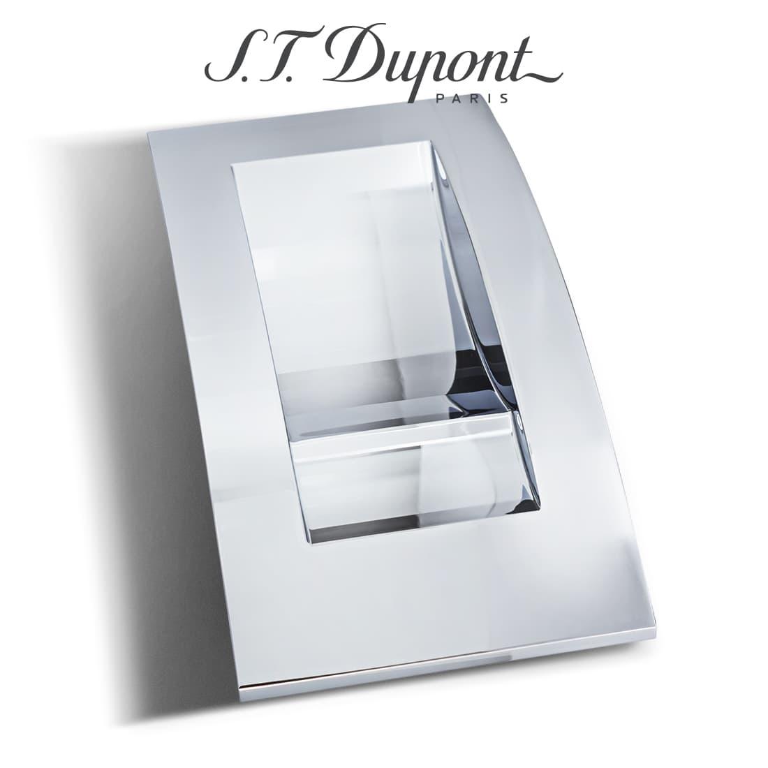Photo #1 de Cendrier S.T. Dupont Métal Maxi Jet 6400
