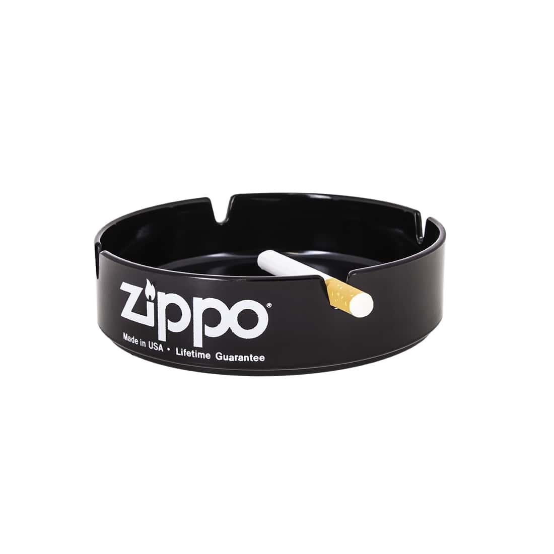 Photo #1 de Cendrier Zippo noir