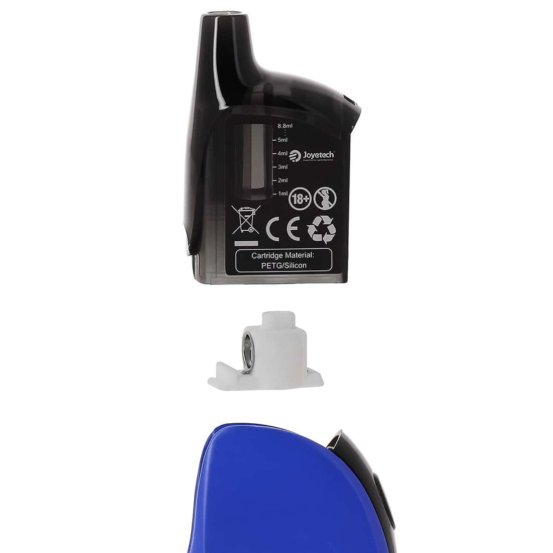 Photo #2 de Cigarette electronique Joyetech Penguin Bleue
