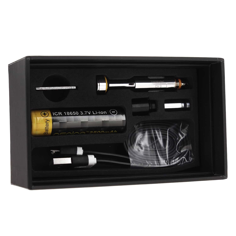 Photo #5 de Cigarette electronique Plato Aspire