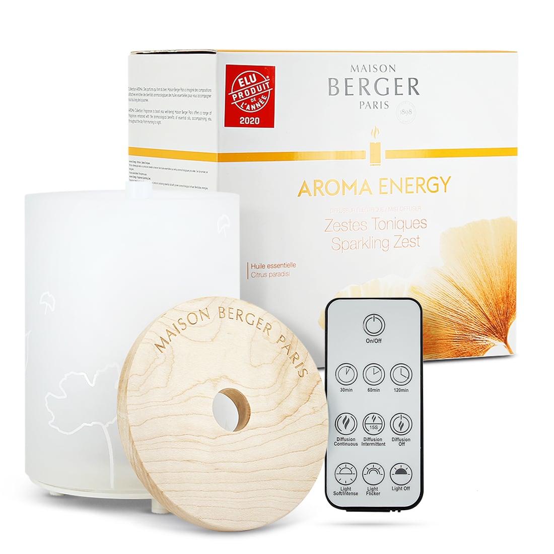 Photo #1 de Coffret Diffuseur Electrique Maison Berger Aroma Energy