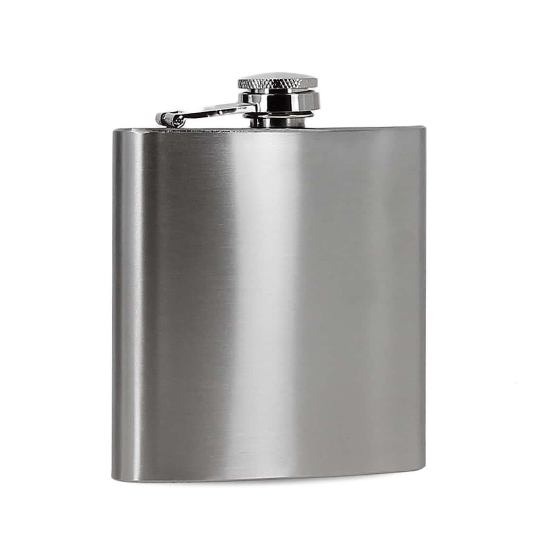 Photo #1 de Coffret Flasque à alcool avec accessoires