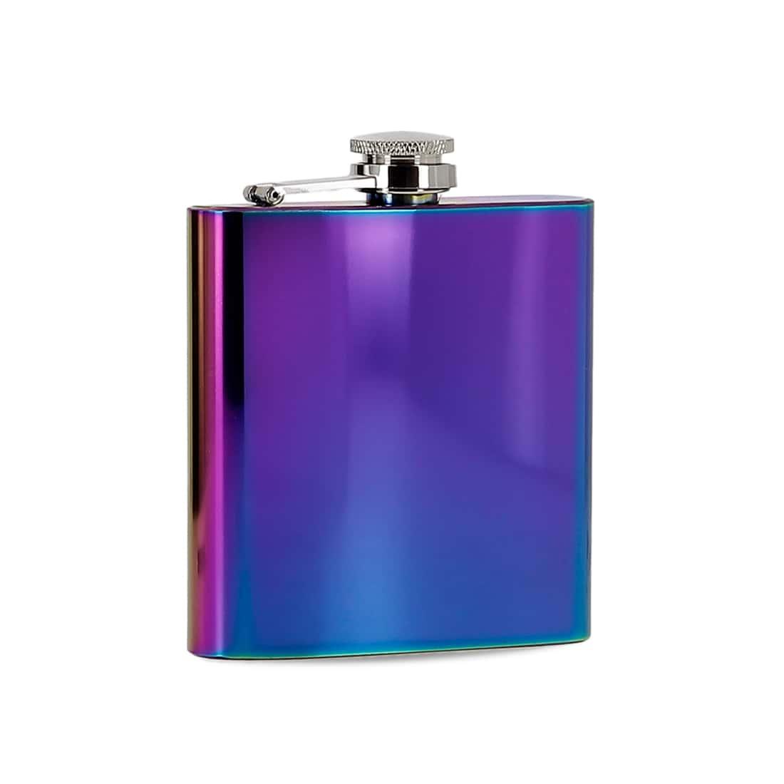 Photo #1 de Coffret Flasque Alcool Etui Cigarette Spectrum