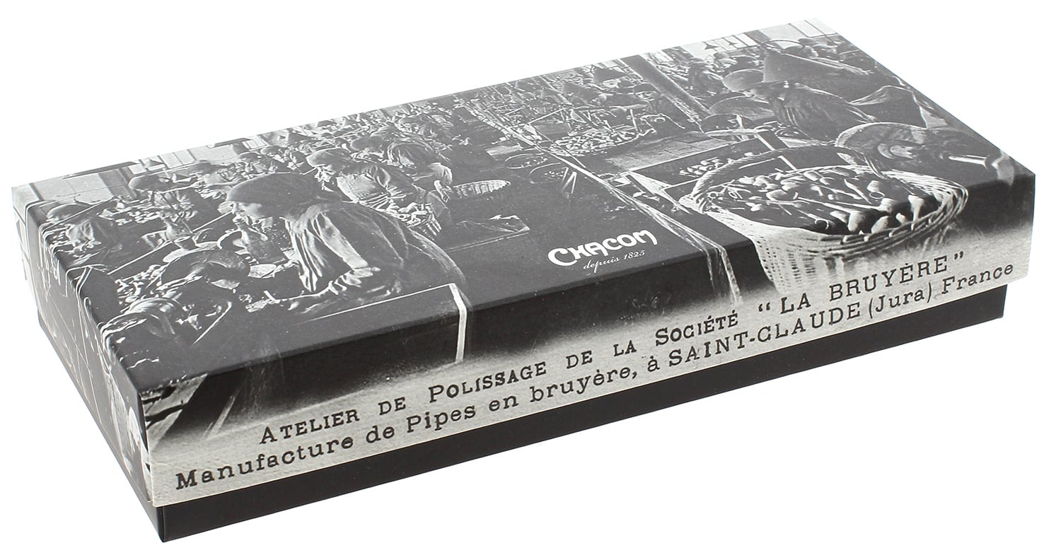 Photo #6 de Coffret Pipe Chacom Courbe et Porte pipe
