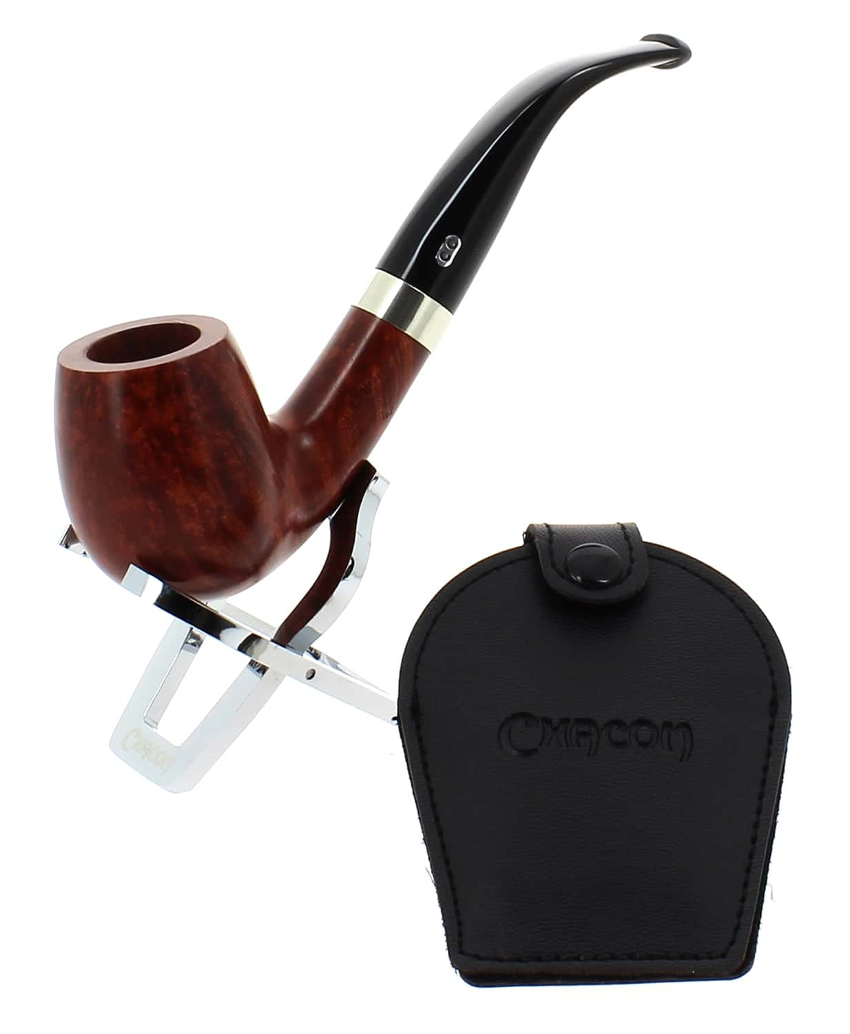 Photo #5 de Coffret Pipe Chacom Courbe et Porte pipe