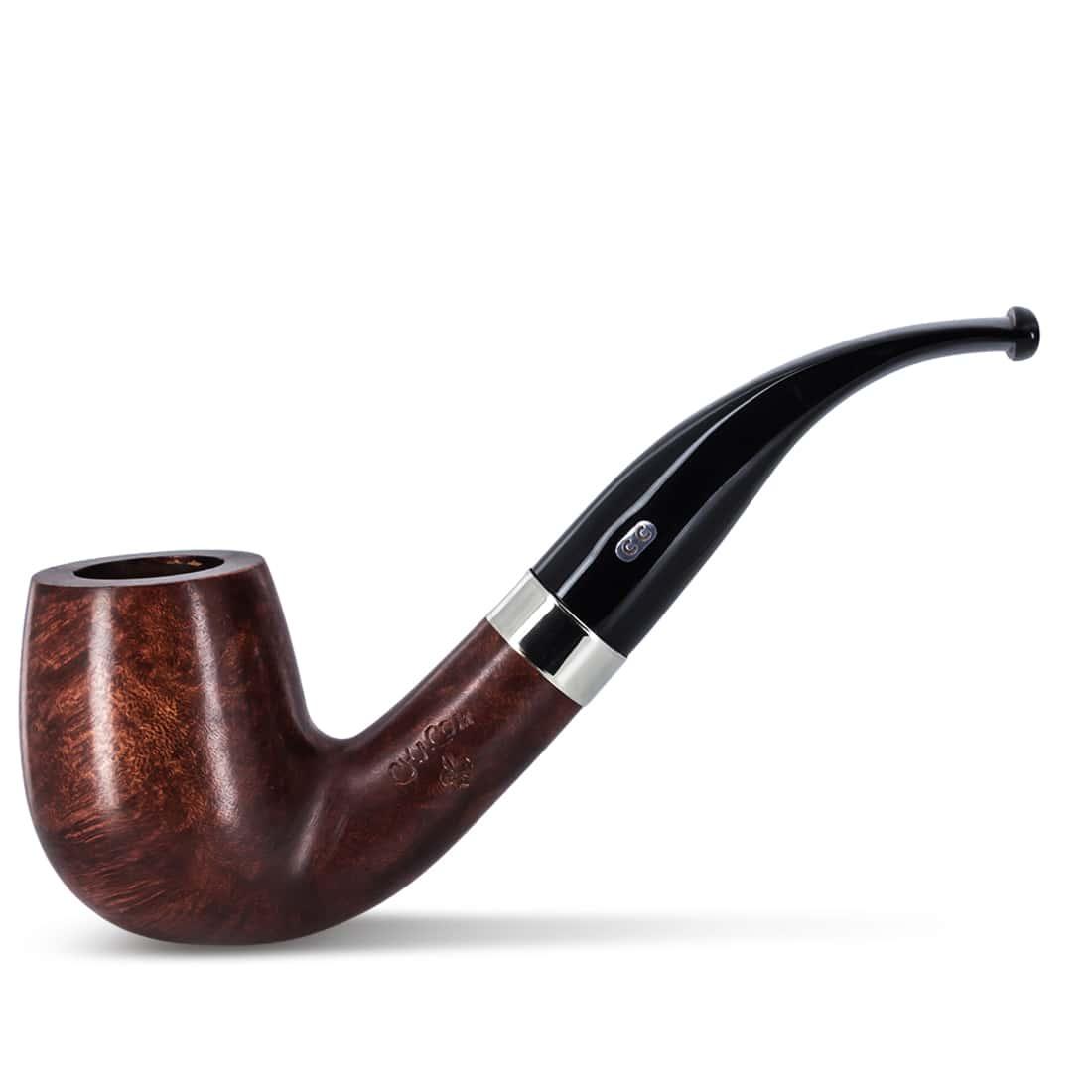Photo #1 de Coffret Pipe Chacom Courbe et Porte pipe