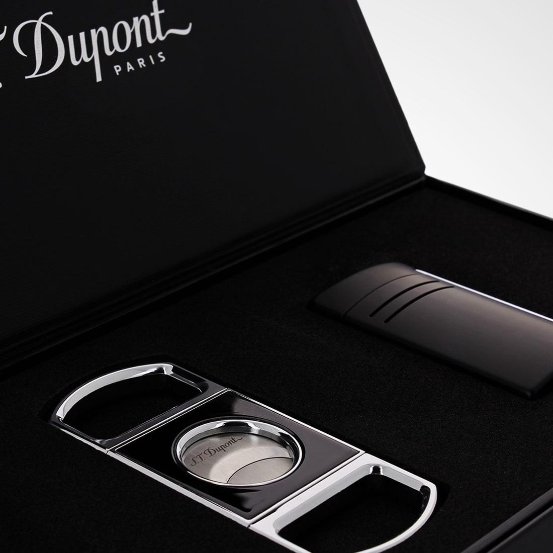 Photo #5 de Coffret S.T. Dupont maxiJet Noir