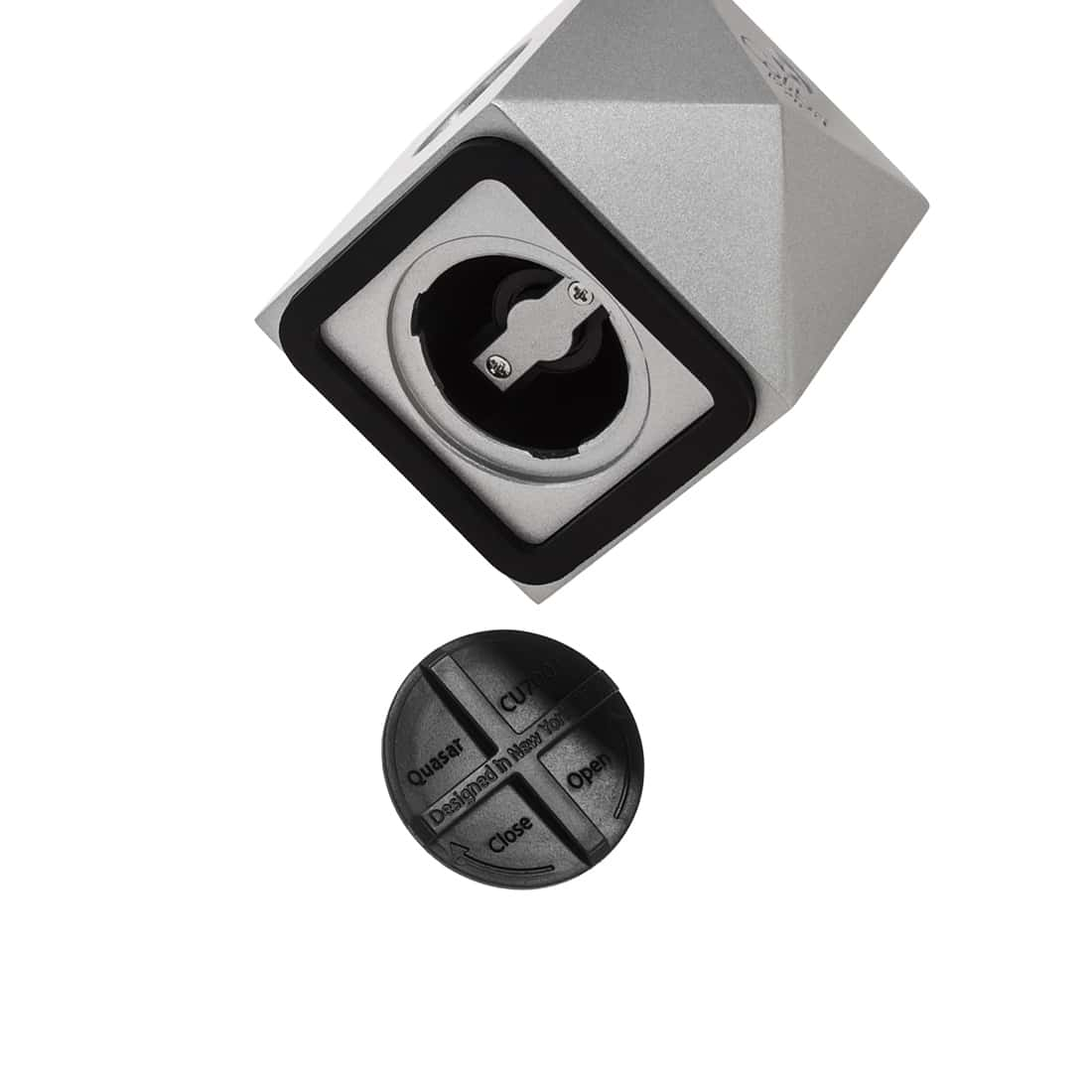 Photo #3 de Coupe Cigare Colibri VS-Cut Quasar Argent