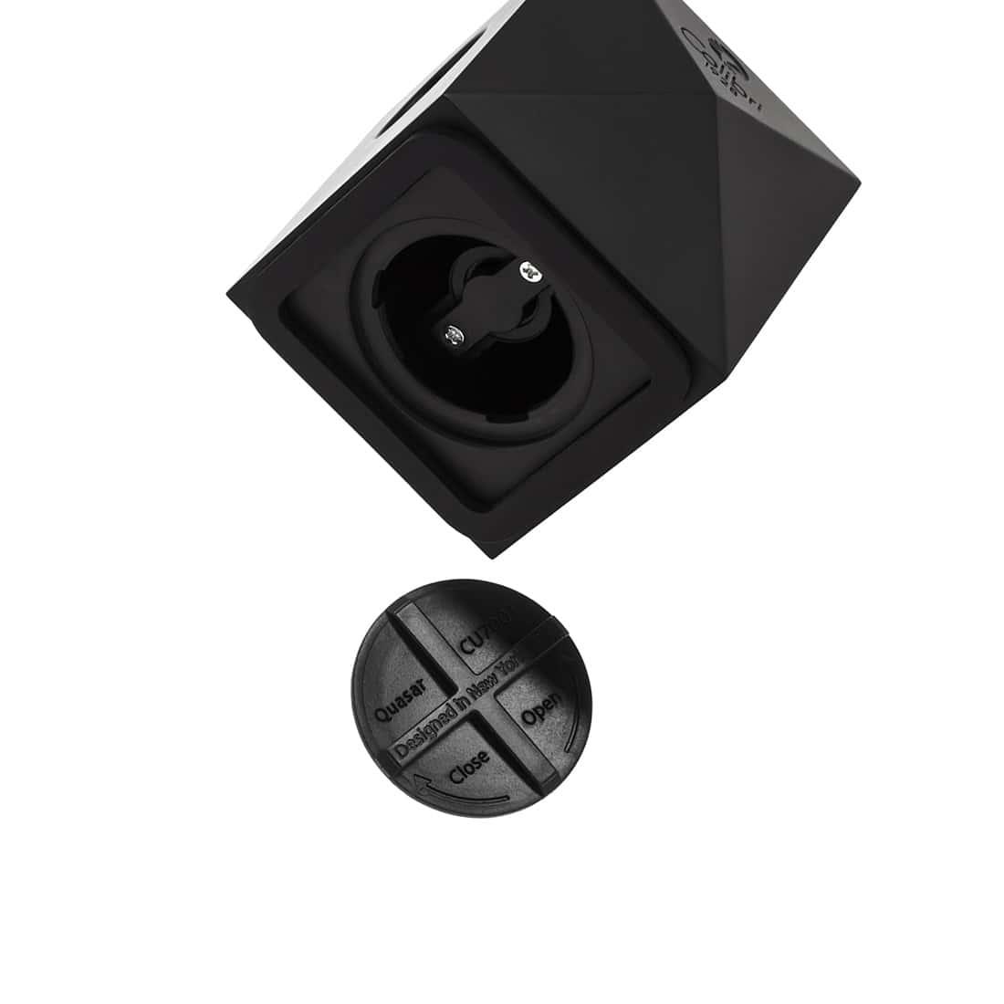 Photo #3 de Coupe Cigare Colibri VS-Cut Quasar Noir Mat