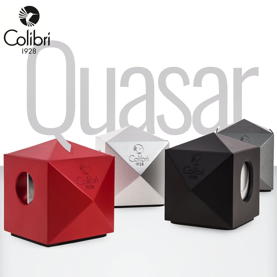 Photo #4 de Coupe Cigare Colibri VS-Cut Quasar Noir Mat