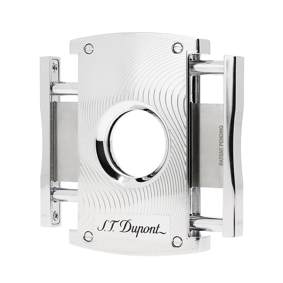 Photo #1 de Coupe cigares S.T. Dupont Maxi Jet Chromé Vibration