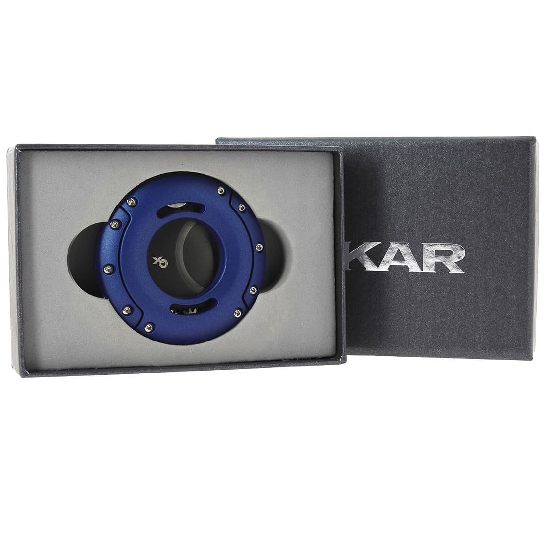Photo #3 de Coupe cigares XIKAR XO double-lames noires bleu