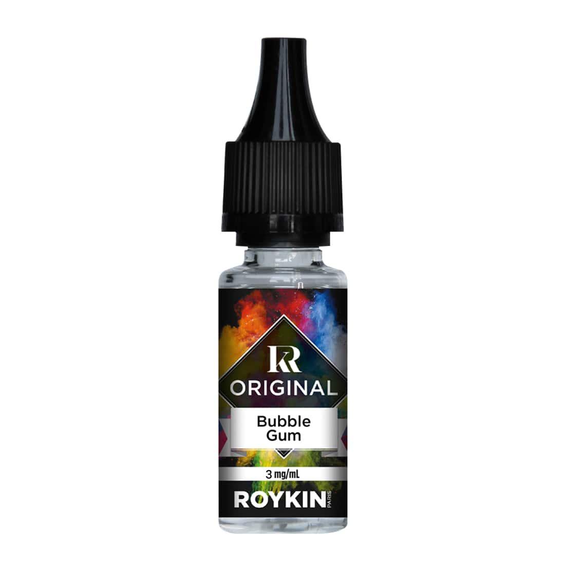 Photo #1 de E liquide Roykin Original Bubble Gum