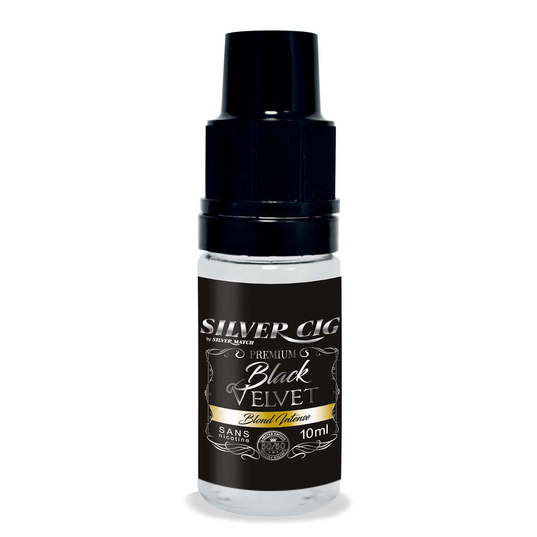 Photo #1 de E liquide SilverCig Black Velvet Premium