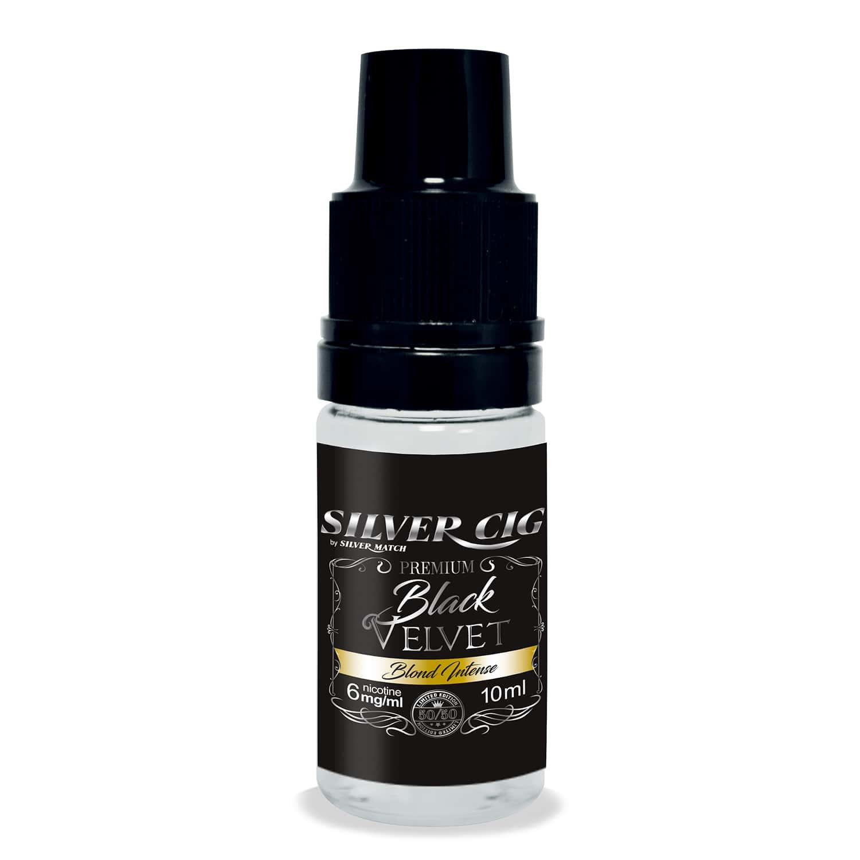 Photo #3 de E liquide SilverCig Black Velvet Premium