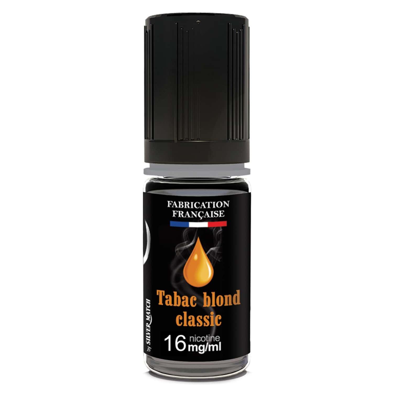 Photo #4 de E liquide SilverCig Tabac Blond Classic