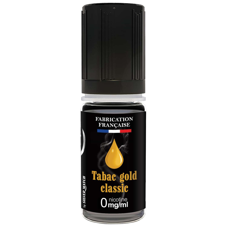 Photo #1 de E liquide SilverCig Tabac Gold Classic