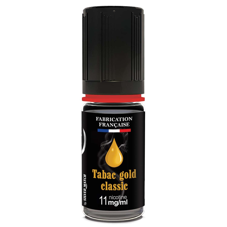 Photo #3 de E liquide SilverCig Tabac Gold Classic