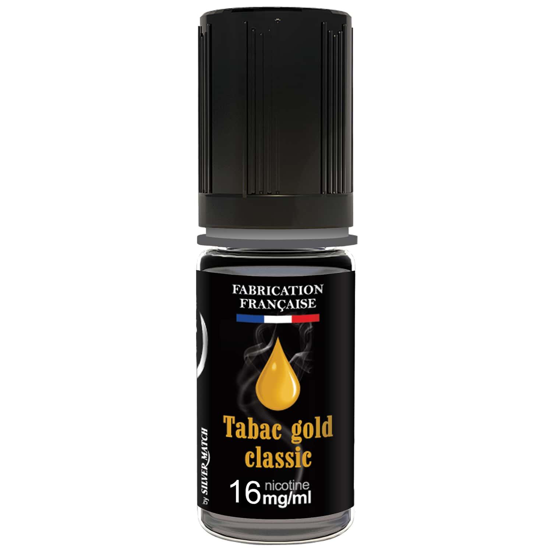 Photo #4 de E liquide SilverCig Tabac Gold Classic