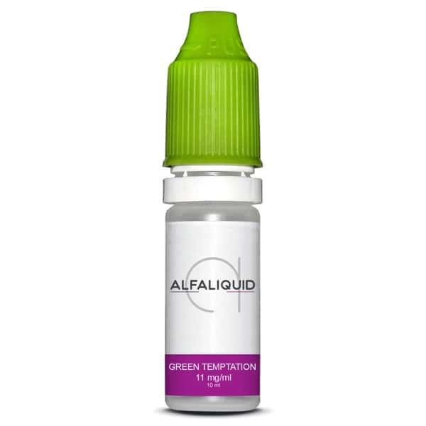 Photo #3 de Eliquide Alfaliquid Green Temptation