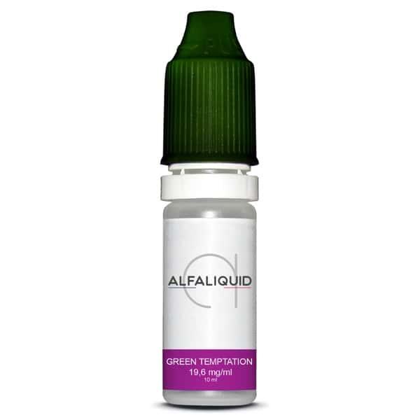 Photo #5 de Eliquide Alfaliquid Green Temptation