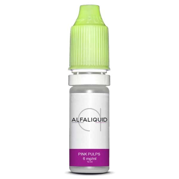 Photo #2 de Eliquide Alfaliquid Pink Pulps