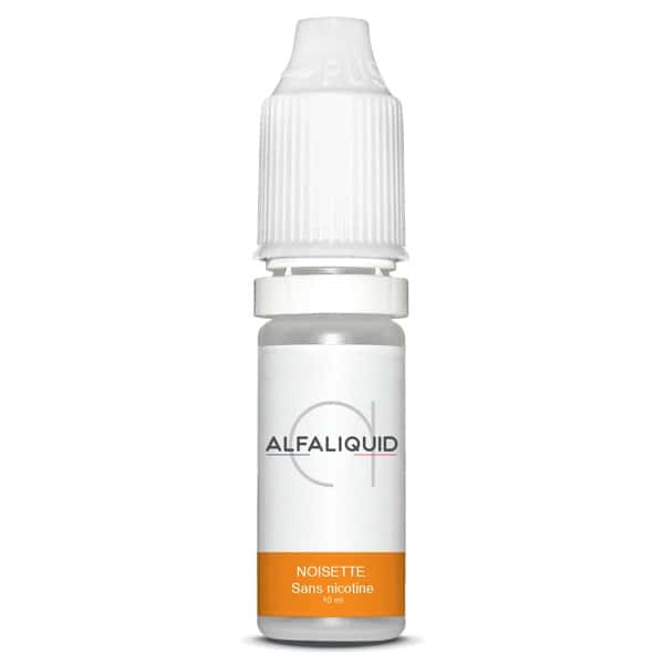 Photo #5 de Eliquide Alfaliquid Noisette