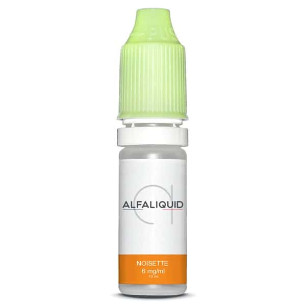 Photo #4 de Eliquide Alfaliquid Noisette