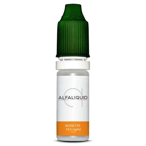 Photo #1 de Eliquide Alfaliquid Noisette