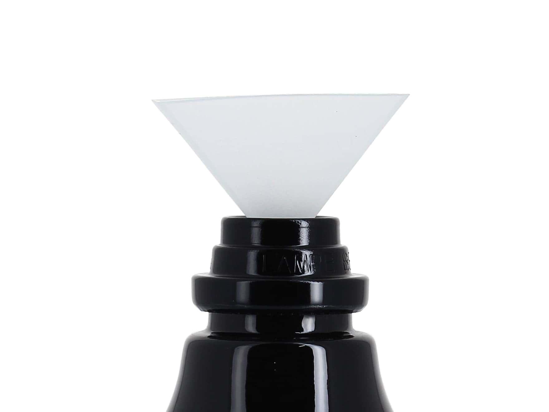 Photo #1 de Entonnoir Transparent Lampe Berger
