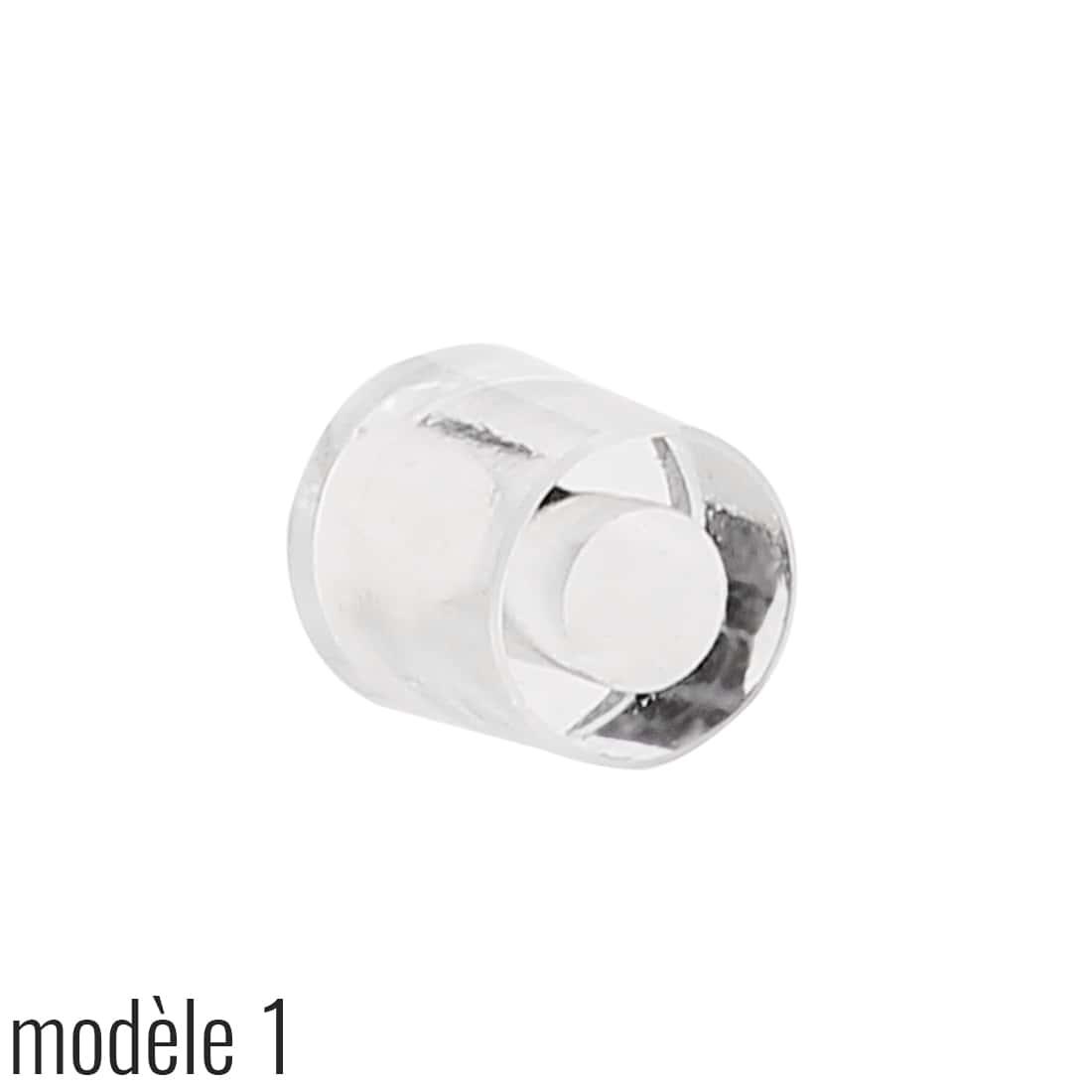 Photo #1 de Etouffoir à cigarette Transparent