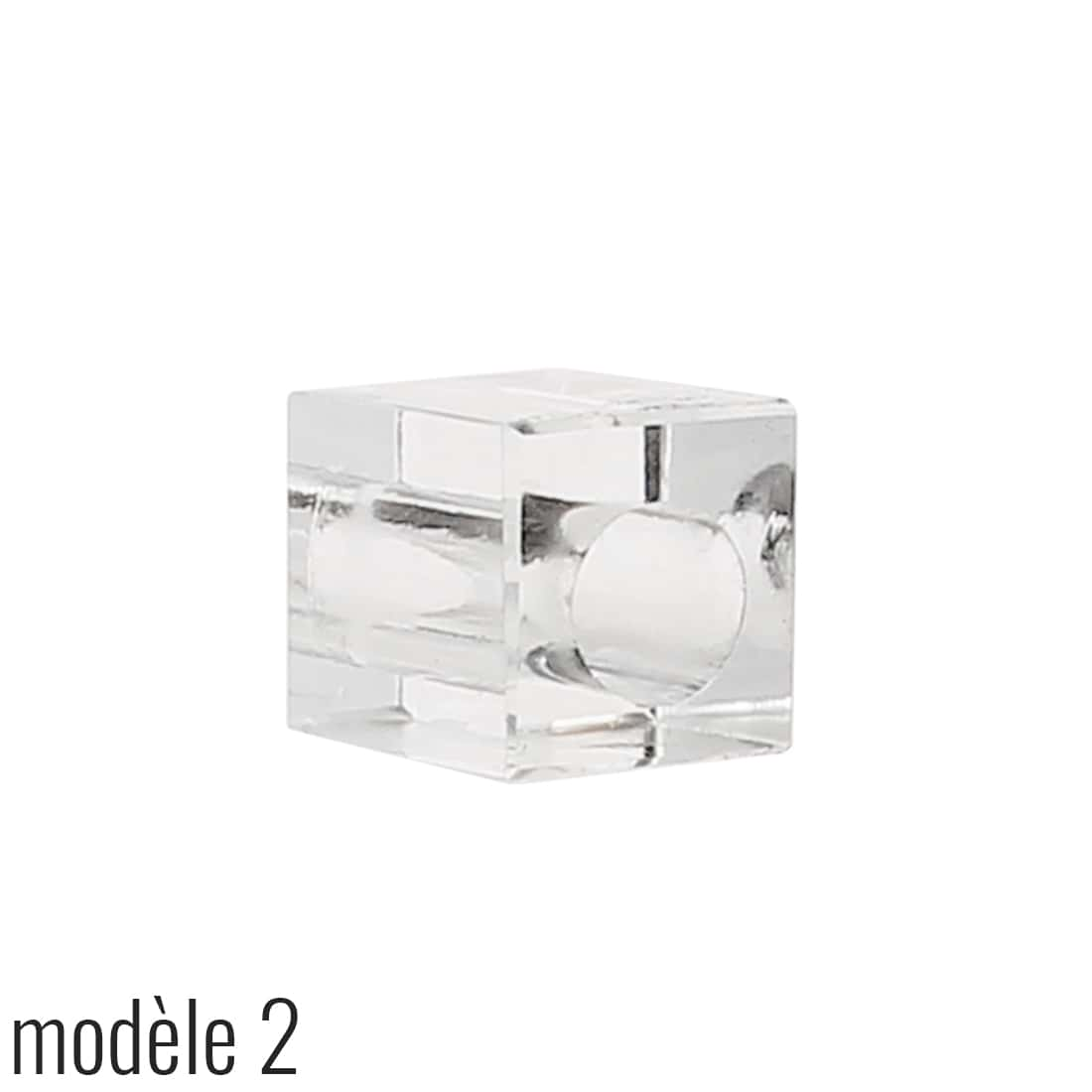 Photo #2 de Etouffoir à cigarette Transparent