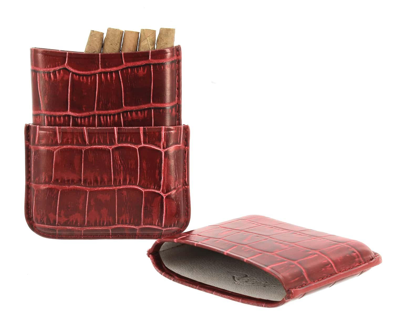 Photo #1 de Etui Cigarillos Récife Classic Siam Rouge