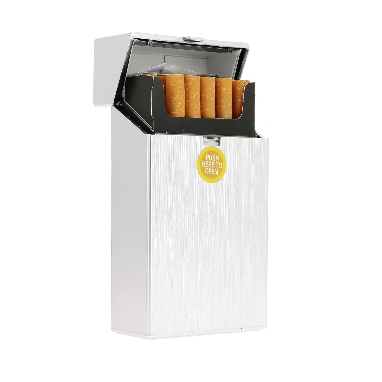 Photo #1 de Etui paquet cigarette 100's couleurs