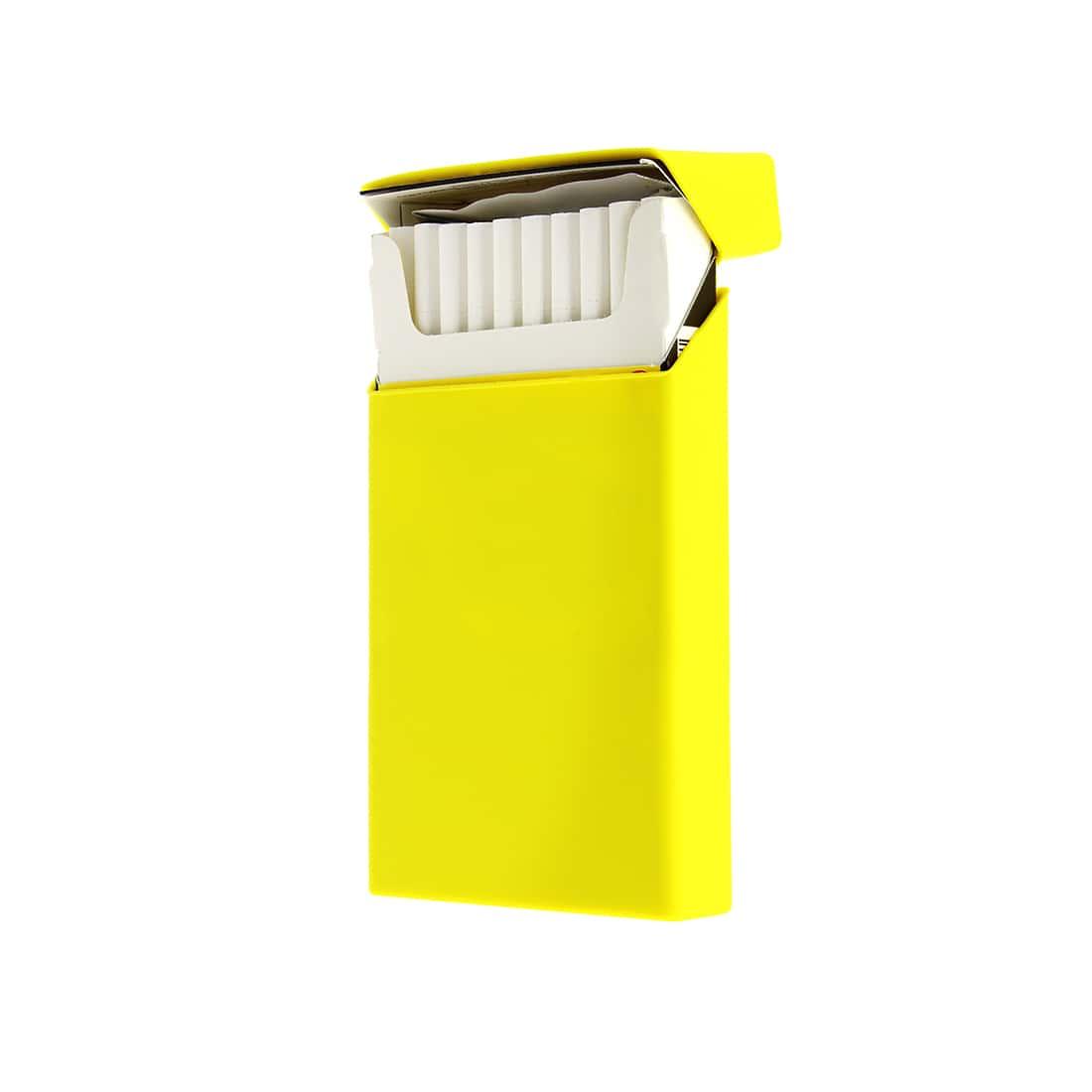 Photo #1 de Etui paquet cigarette fine silicone