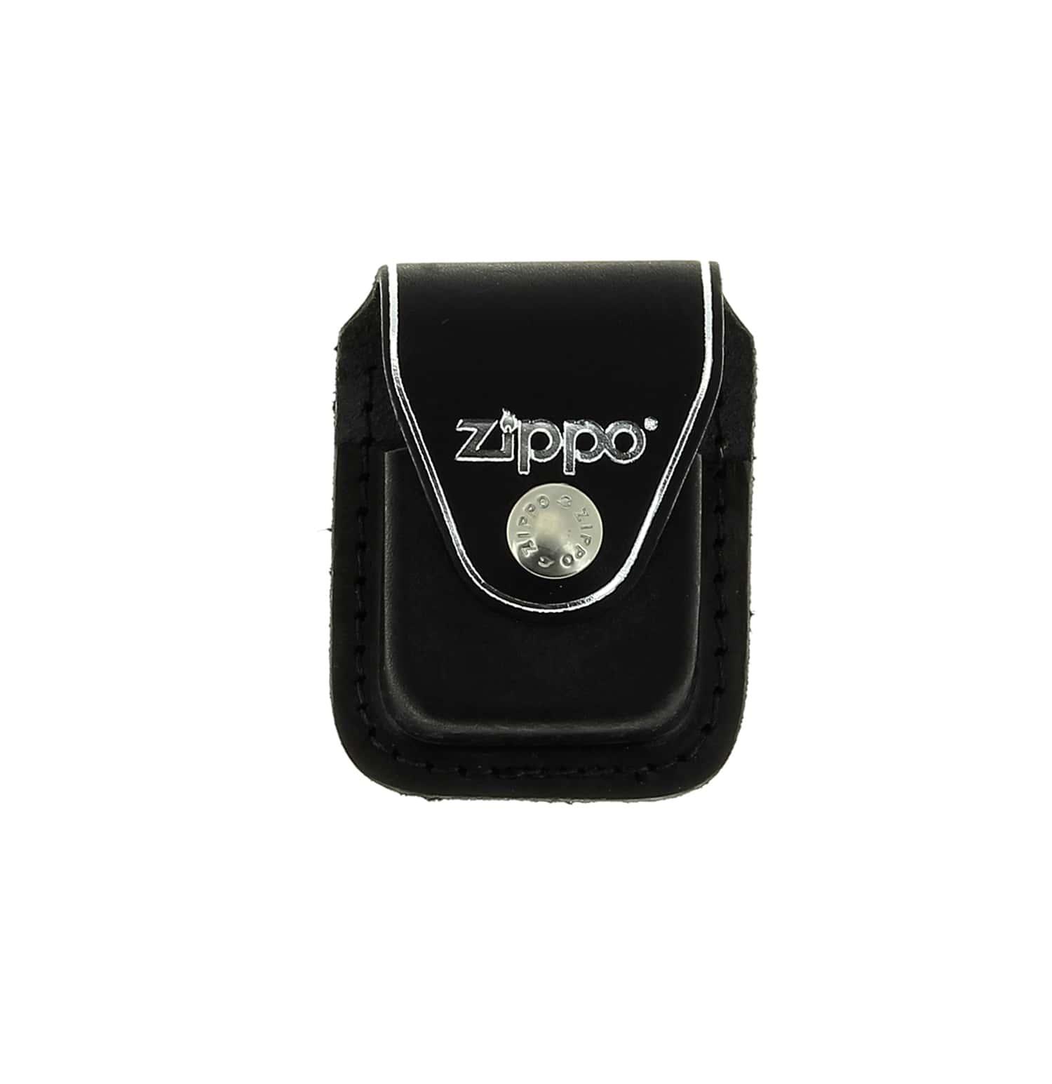 Photo #1 de Boite cadeau Zippo avec étui noir à clip