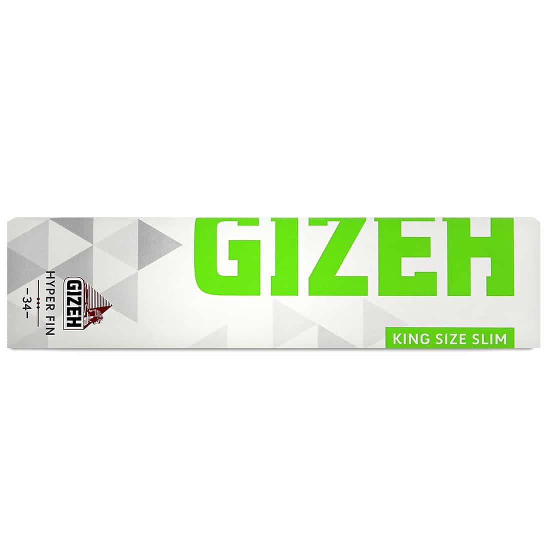 Photo #2 de Feuille a rouler Gizeh Slim Hyper Fin x 50 Pack de 3