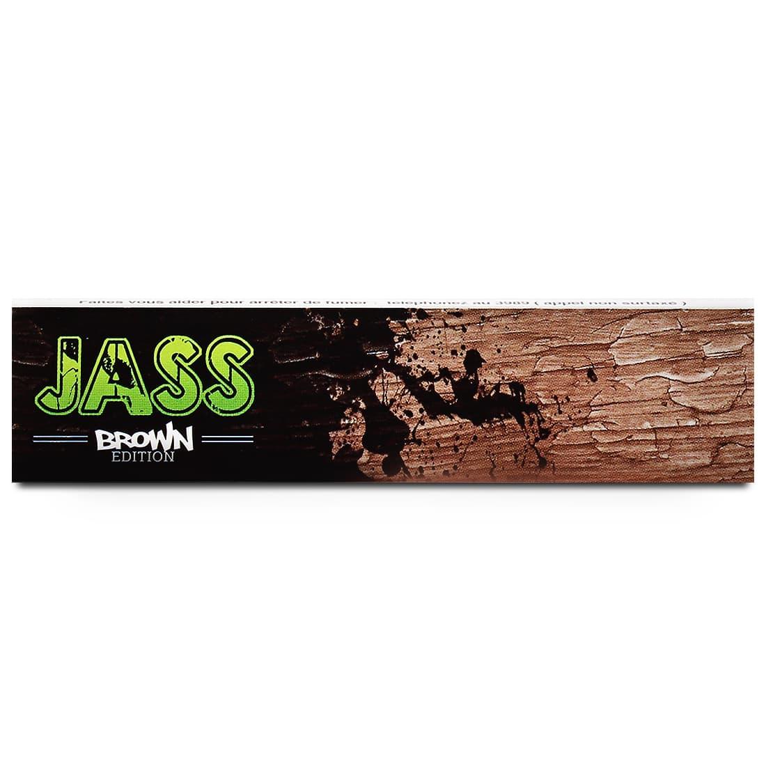 Photo #2 de Feuille a rouler Jass Slim Brown x 50 Pack de 3