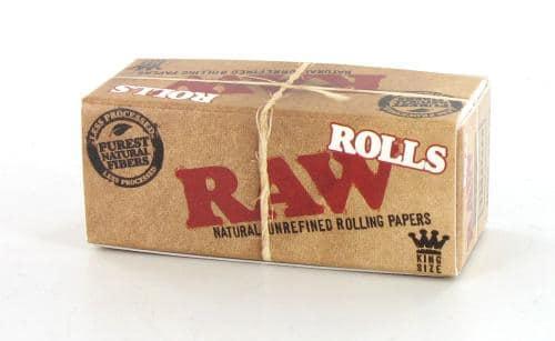 Photo #2 de Papier à rouler Raw Rolls X 12