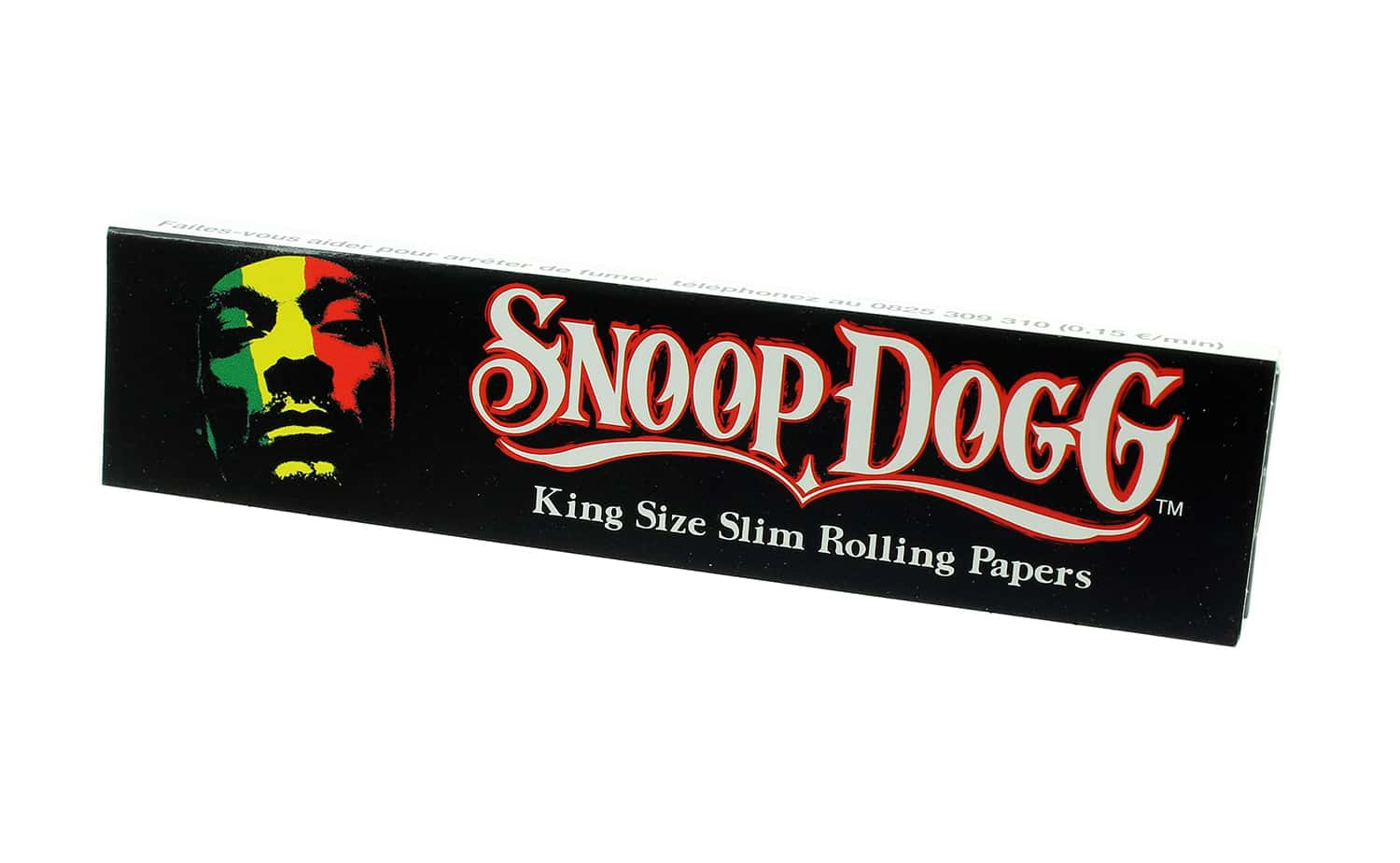 Photo #1 de Feuille a rouler Snoop Dogg Slim x 50