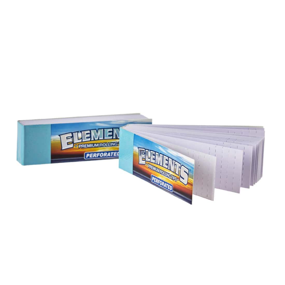 Photo #1 de Filtres en carton Elements perforés x 50