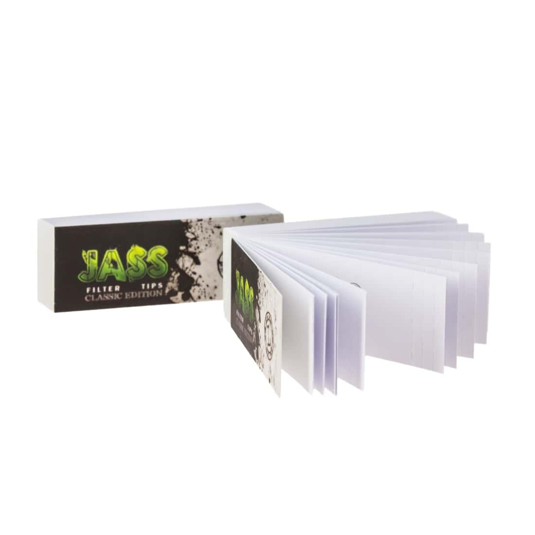 Photo #1 de Filtres en Carton Jass Large x 50
