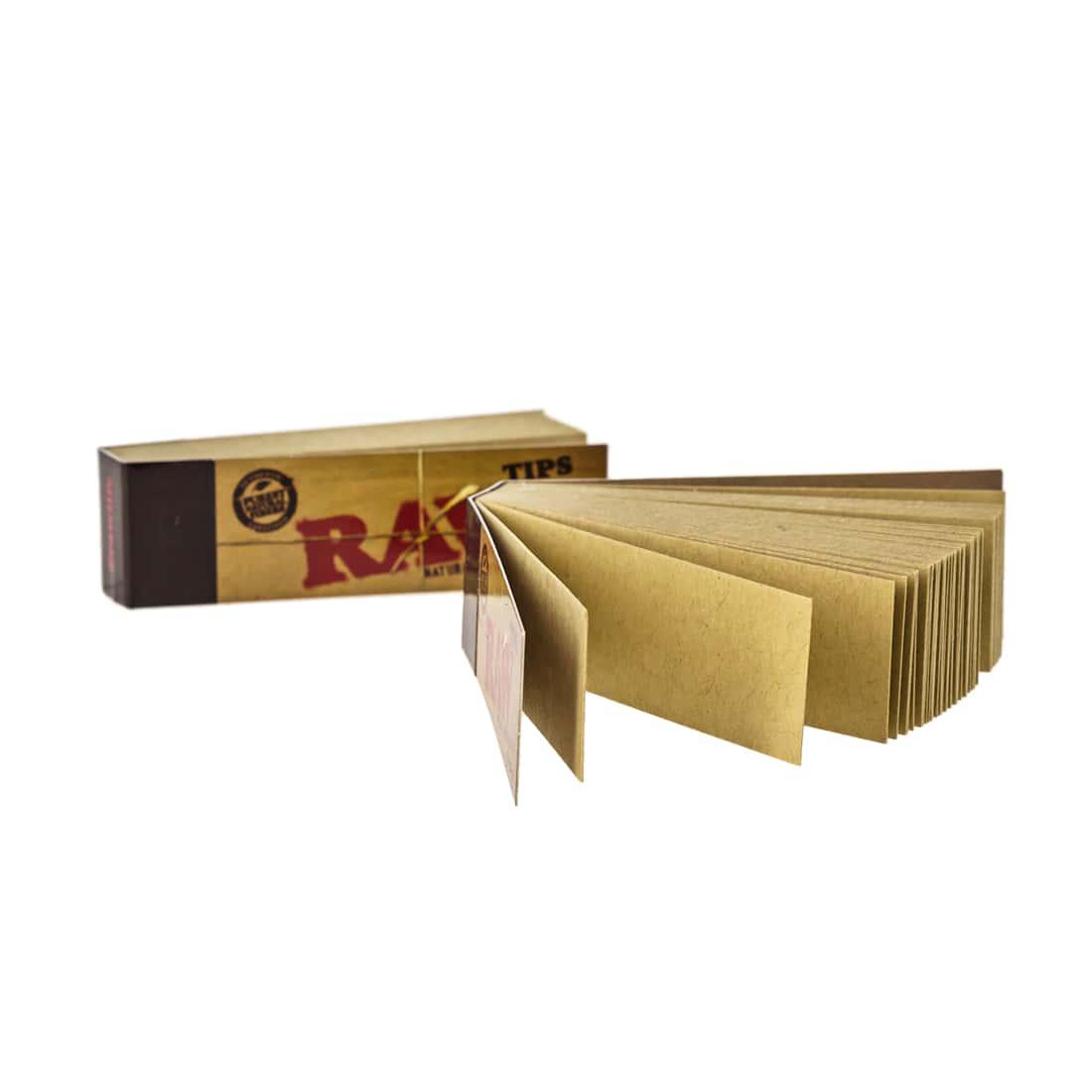 Photo #1 de Filtres en Carton Raw x10