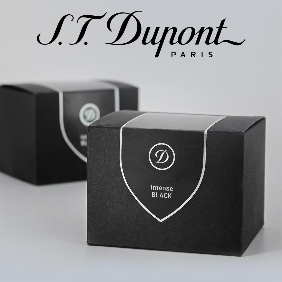 Photo #1 de Flacon S.T. Dupont Encre Noire 70 ml