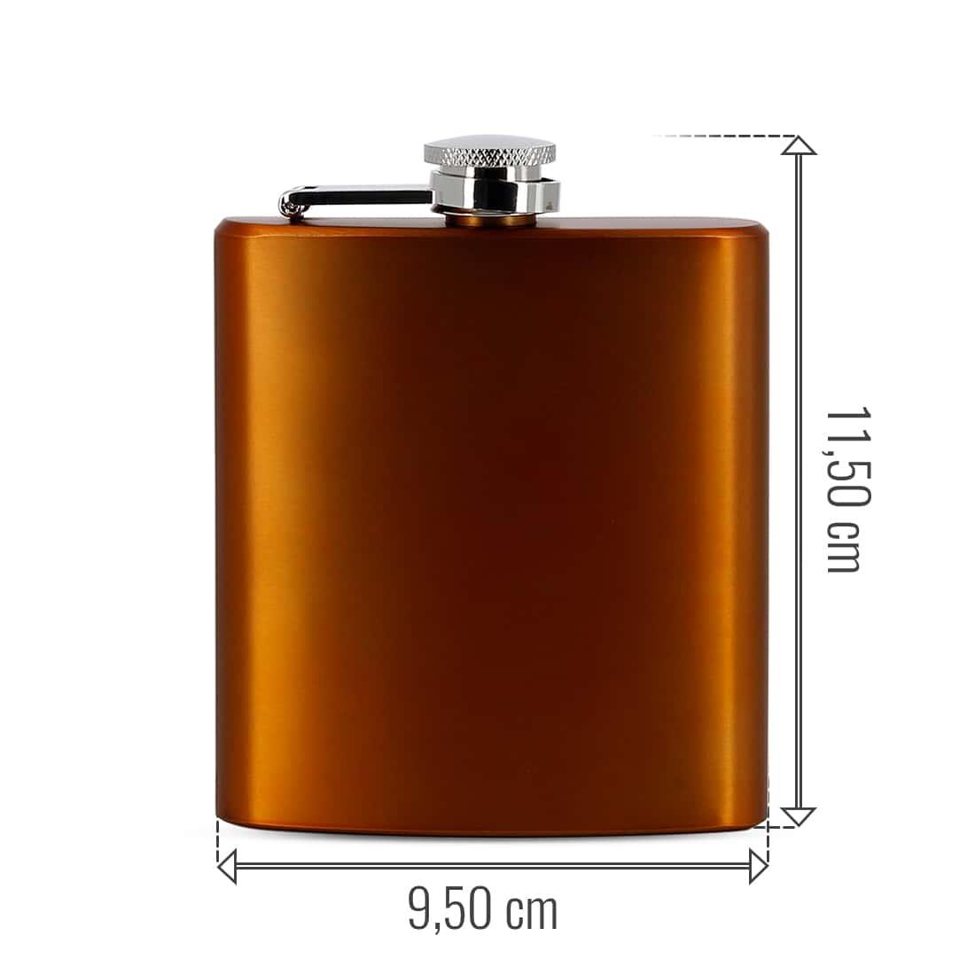 Photo #1 de Flasque Alcool Whisky