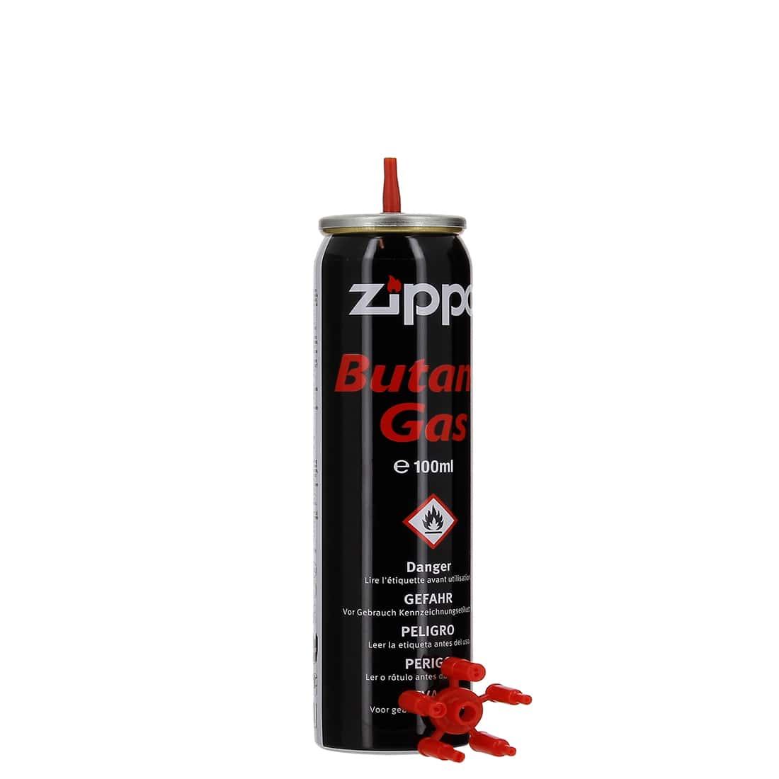 Photo #1 de Gaz Zippo 100 ml x 10