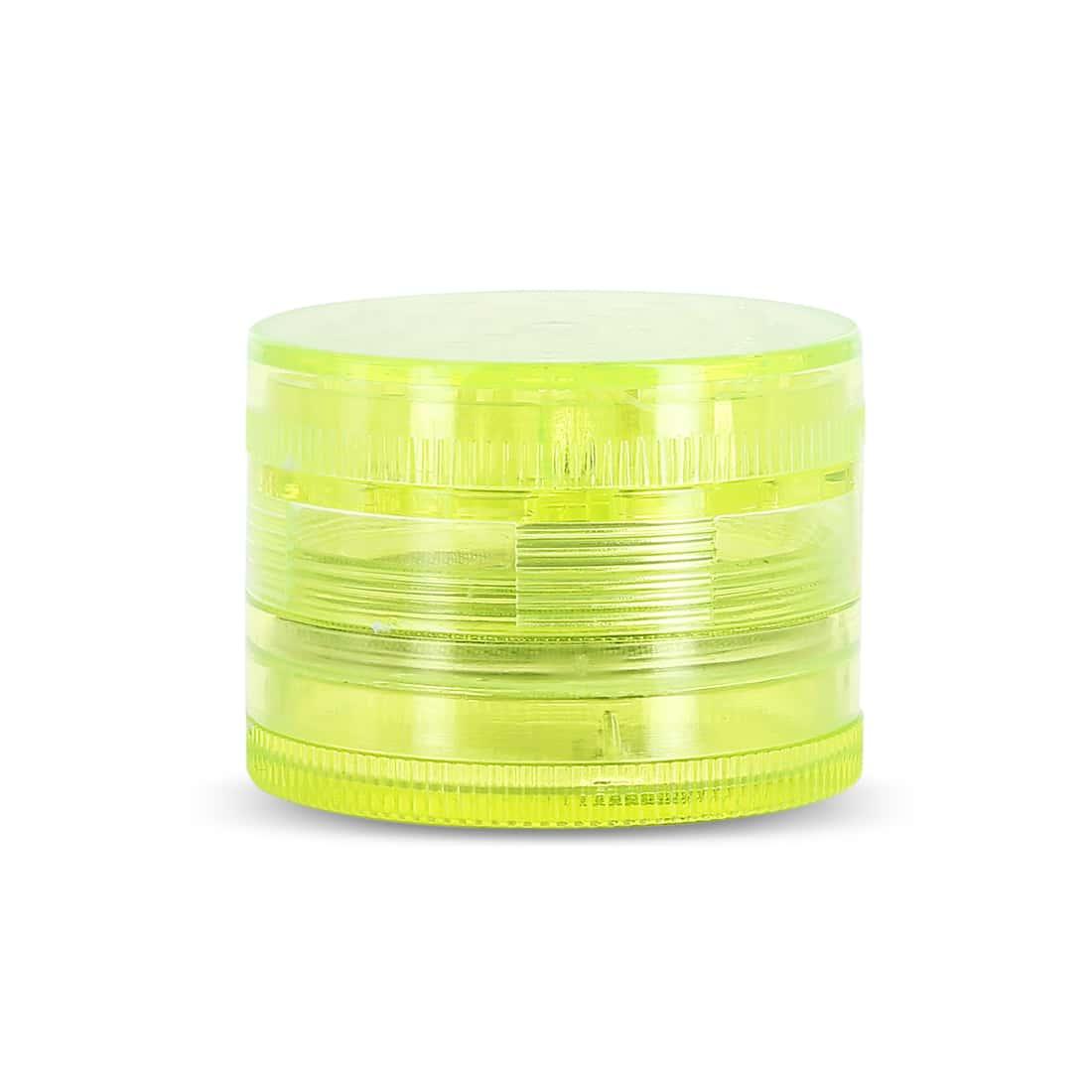 Photo #3 de Grinder Acrylique 4 parties couleur transparent