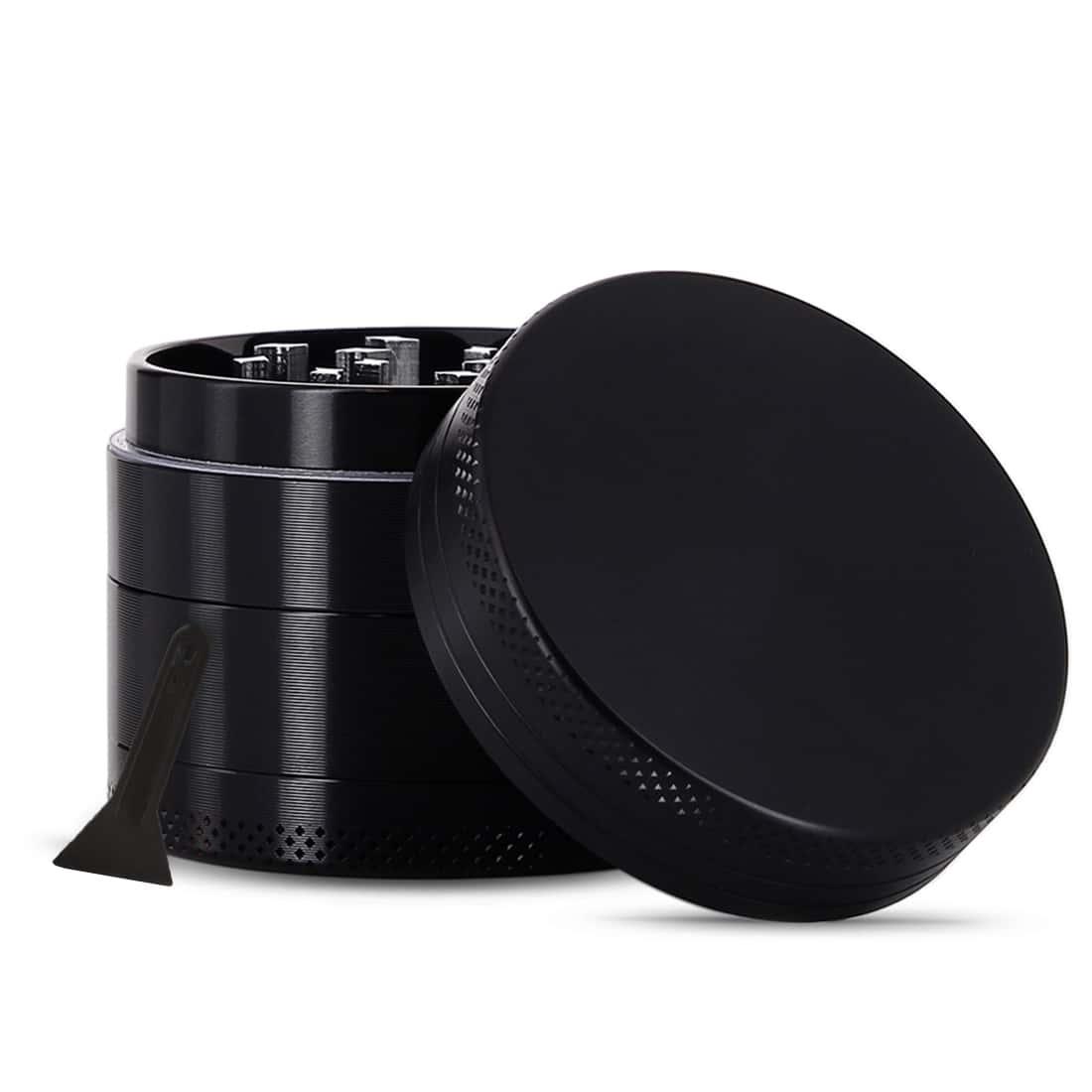 Photo #2 de Grinder Deluxe 4 parties 60mm noir