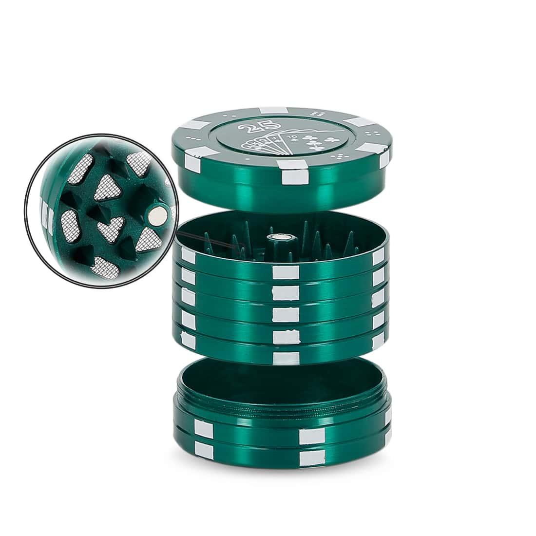 Photo #1 de Grinder Jetons Poker